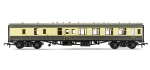 Hornby R4355 BR Mk1 Composite Brake Coach - BR Chocolate & Cream